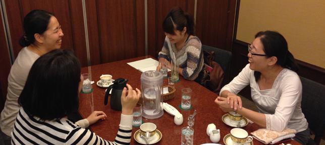 【勉強会開催報告】第3回智慧の輪をつなぐ会を開催しました!