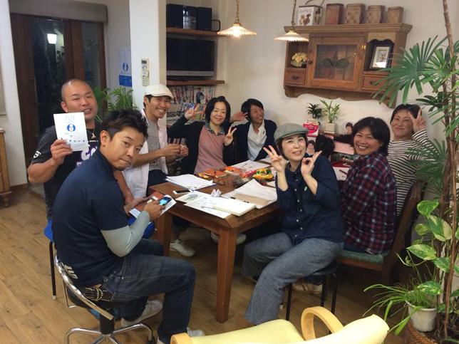 青空バル+クラフト実行委員会のメンバー