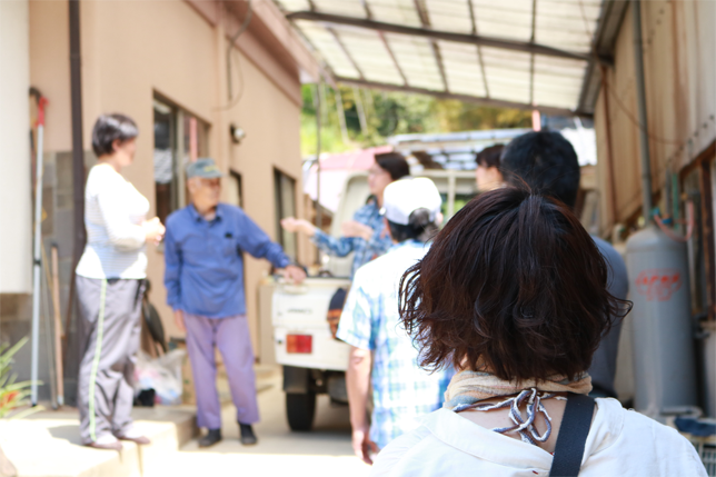 【ブログ】根々一村がNHK京都放送局に取材されました! | Acca