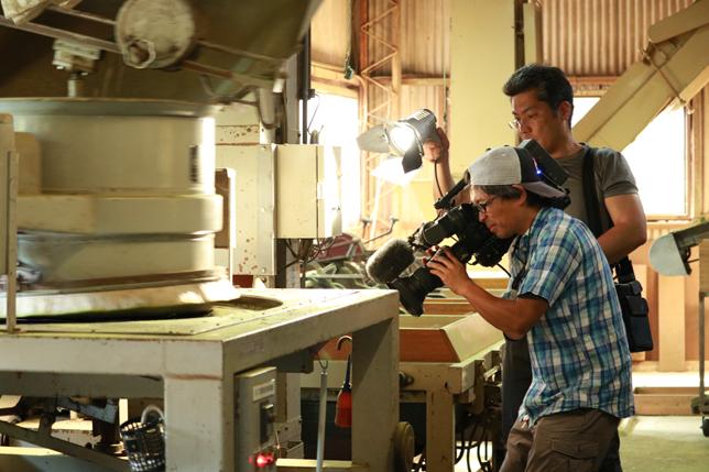 根々一村がNHK京都放送局に取材されました! | Acca's Website