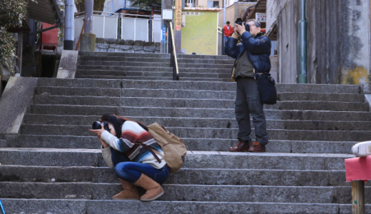 【Photo Album】宝山寺周辺 & 自然菜食 ナイヤビンギ@奈良県生駒市