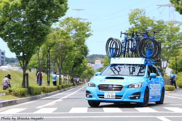 【Photo Album】ツアー・オブ・ジャパン2018 in けいはんなプラザ@京都府精華町   Acca's Website